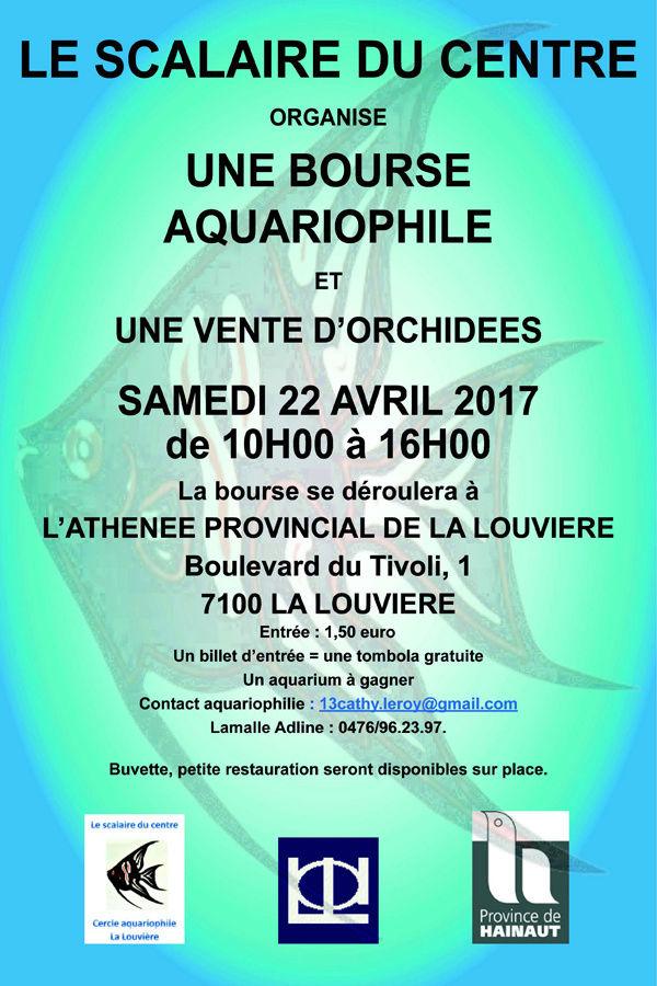 2017-04-22 [Belgique|Hainaut] Bourse aquariophile le Scalaire du Centre à La Louvière 2017-012