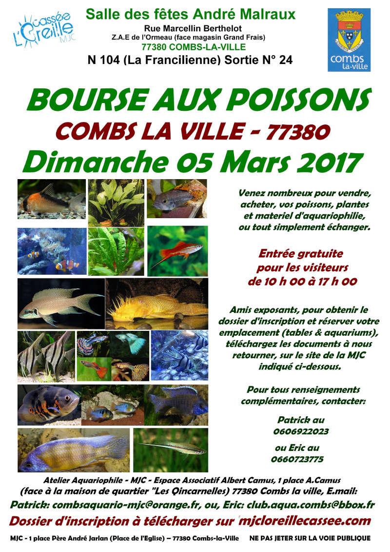 2017-03-05 [France|Île-de-France] Bourse aux poissons de l'atelier d'aquariophilie de la MJC de Combs-La-Ville 2017-013