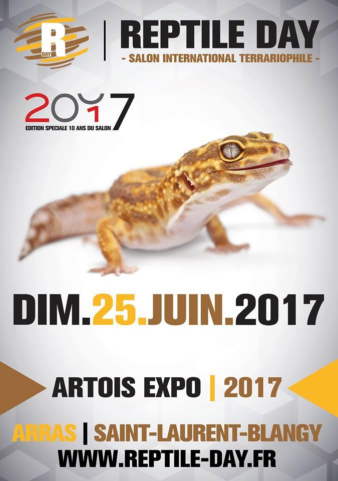 2017-06-25 [France/Pas-de-Calais] 10ème Salon international Reptile Day par Dendroworld et Koala-Concept 2017_010