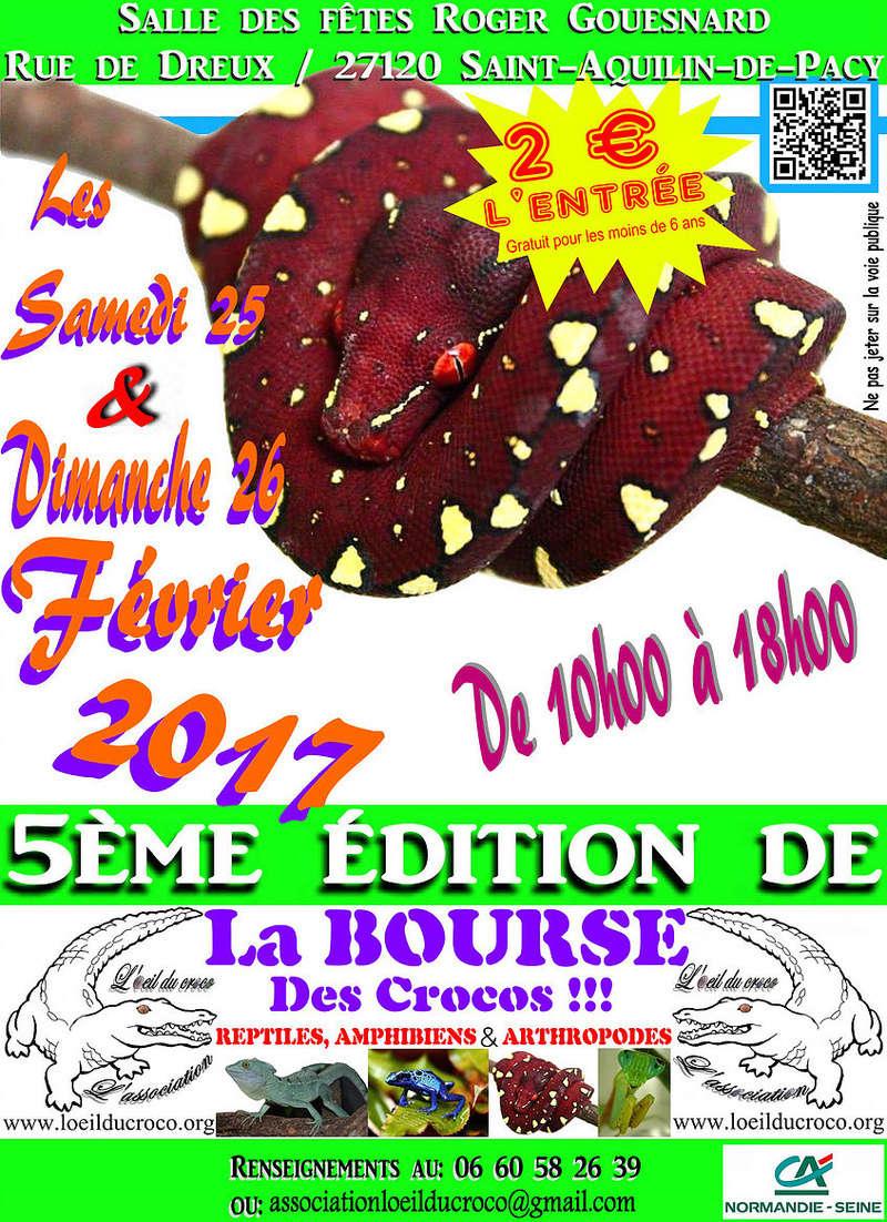 2017-02-25 au 26 [France|Eure] 5ème bourse des crocos de l'oeil du croco 2017_013