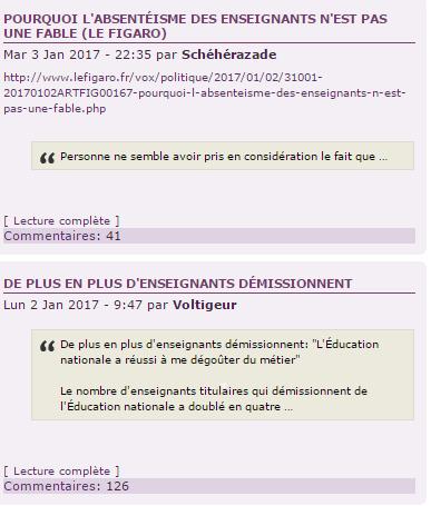 Pourquoi l'absentéisme des enseignants n'est pas une fable (Le Figaro) - Page 2 Captur10