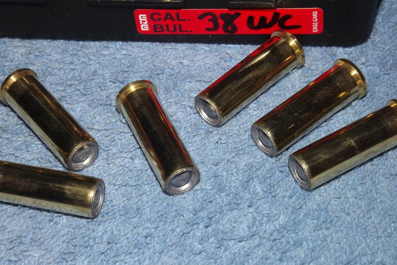 38 special wadcutter brass Dscf0810