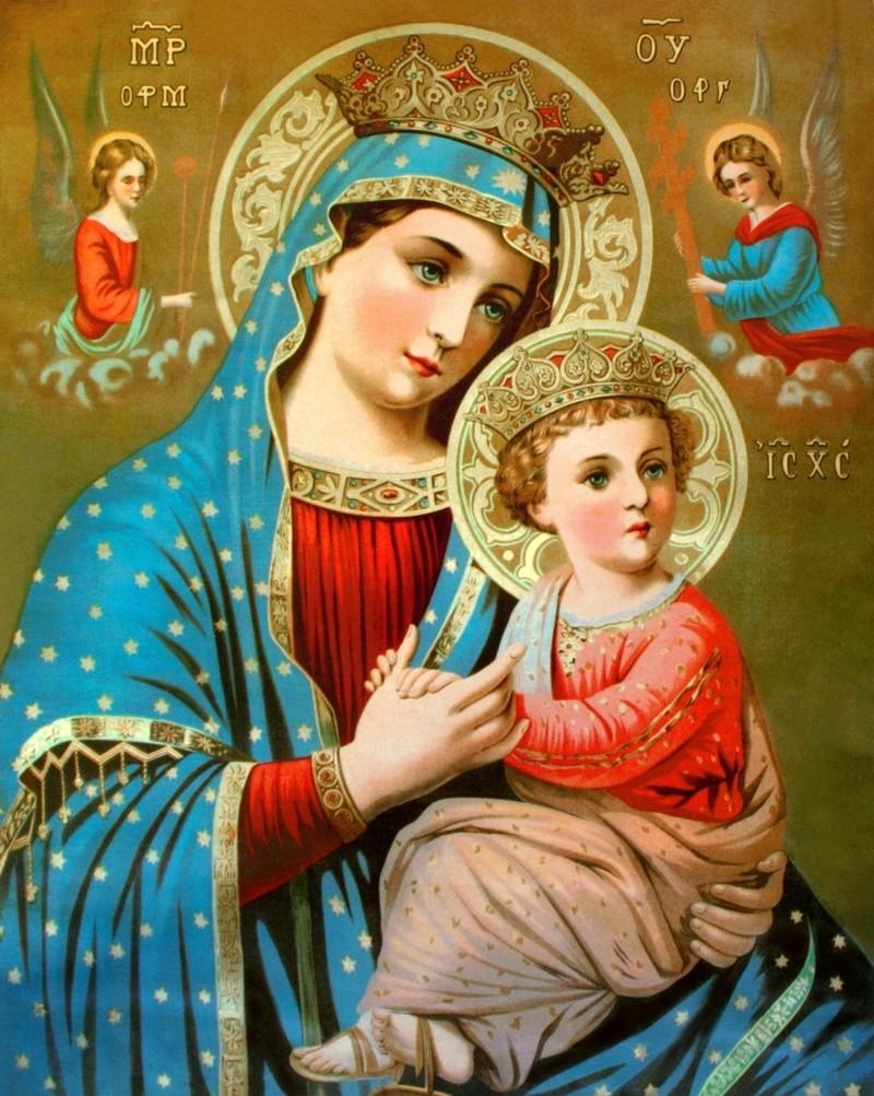 Prière quotidienne à Notre Dame du Perpétuel Secours 84374912