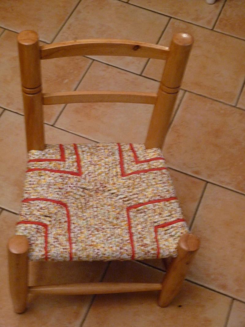 petites chaises pour enfant Chaise10