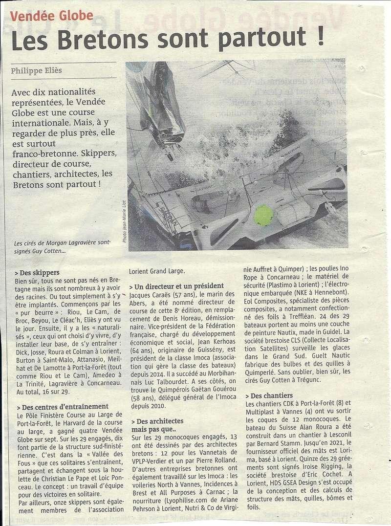 Vendée Globe 2016 - Page 2 Numyri10