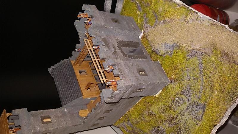 Burg aus Holz zur kompletten Überarbeitung - Seite 12 20161117