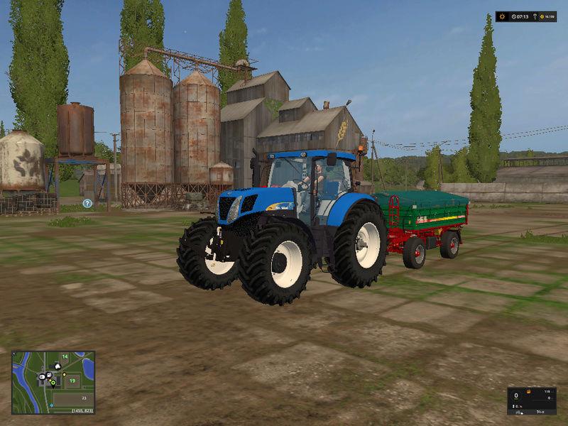 new holland t7030 fs17 Fsscre12