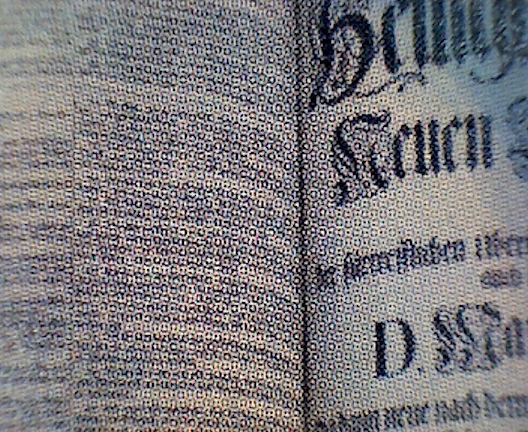 """SONDERMARKE """"500 Jahre Reformation"""" Aussch10"""