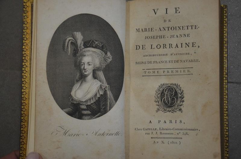A vendre: livres sur Marie-Antoinette, ses proches et la Révolution - Page 5 14836910