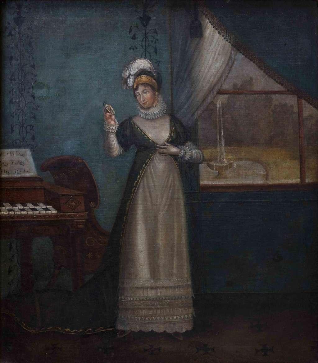 Etonnant portrait de la Duchesse d'Angoulême 14845610