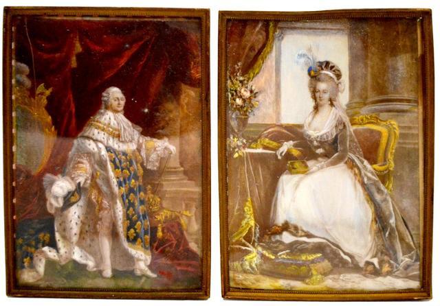 A vendre: Louis XVI et Marie Antoinette - Page 4 18193210