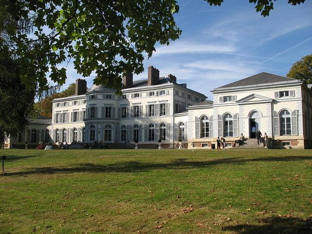 Le Château de Groussay, cet autre Versailles 800px-17