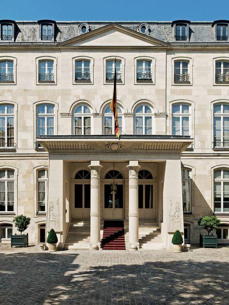 L'hôtel d'Eugène de Beauharnais à Paris Hotel-10