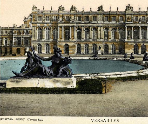 Vues anciennes du Château de Versailles et de son Domaine - Page 2 Il_57011