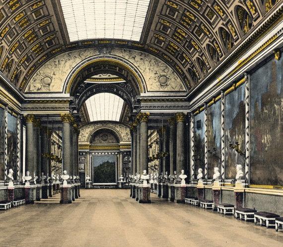 Vues anciennes du Château de Versailles et de son Domaine - Page 2 Il_57012
