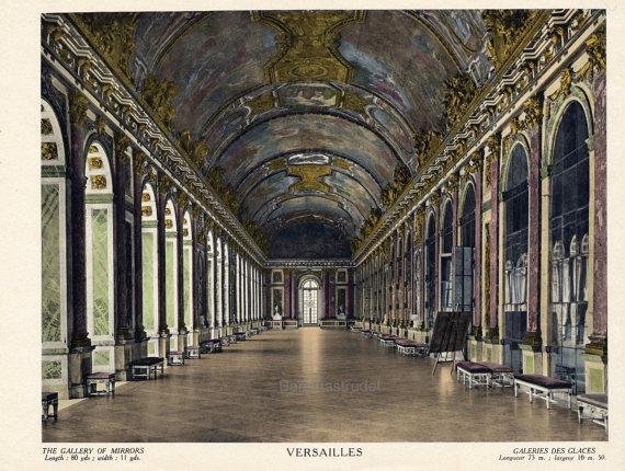Vues anciennes du Château de Versailles et de son Domaine - Page 2 Il_57013