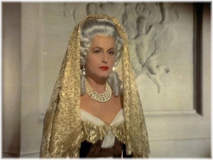 Si Versailles m'était conté (Lana Marconi), réalisé par Sacha Guitry en 1953 - Page 2 Lana_m10