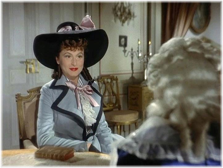 Si Versailles m'était conté (Lana Marconi), réalisé par Sacha Guitry en 1953 - Page 2 Lana_m11