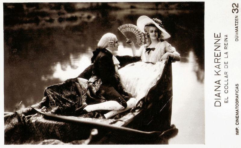 Le Collier de la Reine (Diane Karenne) de Tony Lekain et Gaston Ravel (1930) - Page 2 Sans_t17