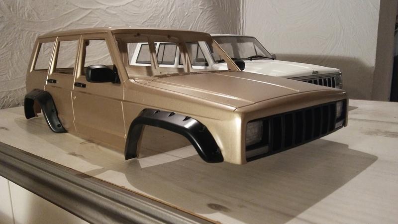 Jeep XJ Cherokee... Enfin! - Page 5 20161140