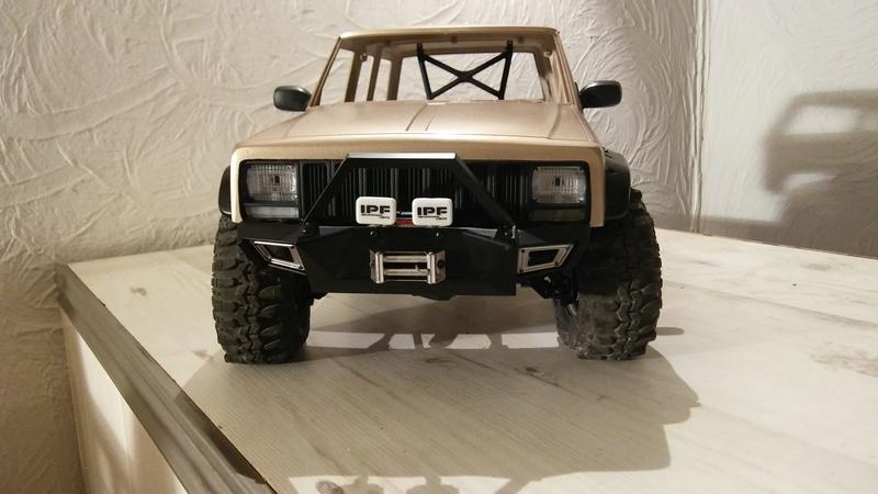 Jeep XJ Cherokee... Enfin! - Page 5 20161145