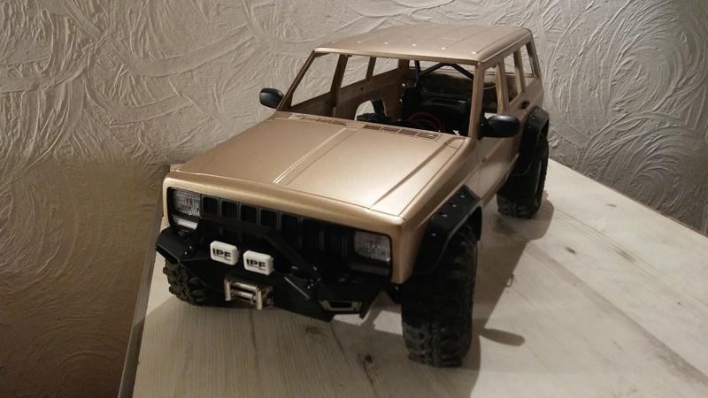 Jeep XJ Cherokee... Enfin! - Page 5 20161146