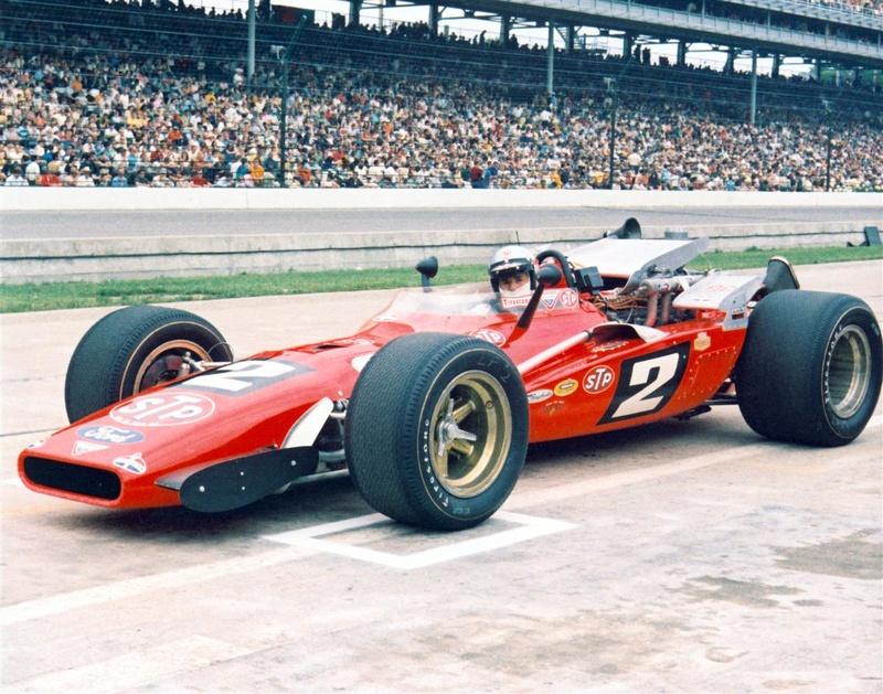 Parnelli Jones Colt Indianapolis 1970 Al Unser Imsc4610