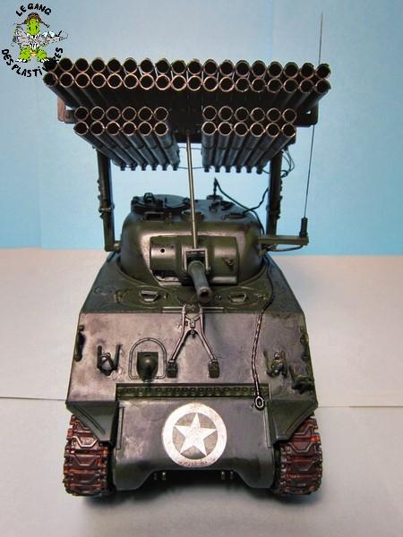 "M4A3 Sherman ""Calliope"" [1/35° de ITALERI] rajout de photos fini et dehors Img_5248"