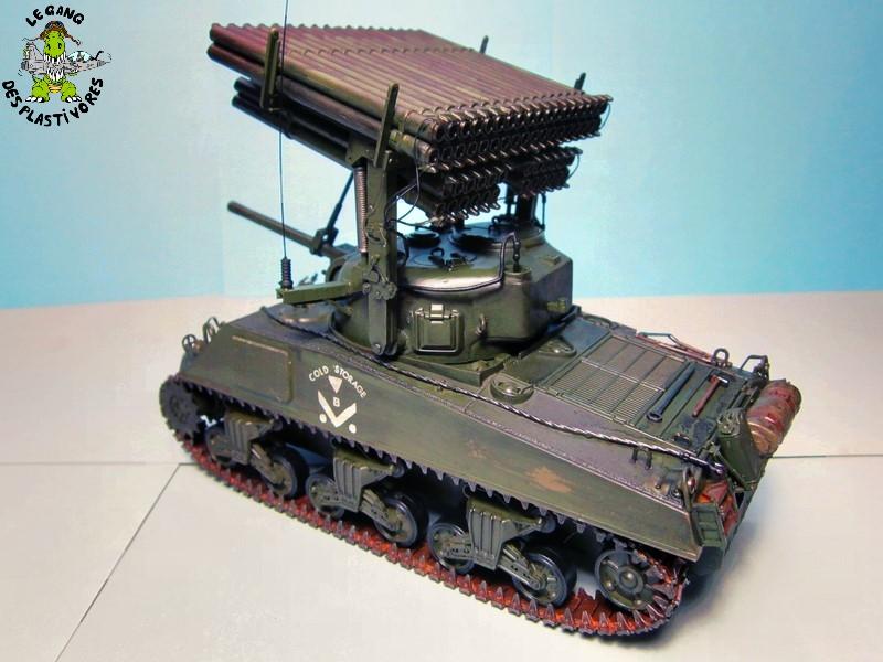 "M4A3 Sherman ""Calliope"" [1/35° de ITALERI] rajout de photos fini et dehors Img_5250"