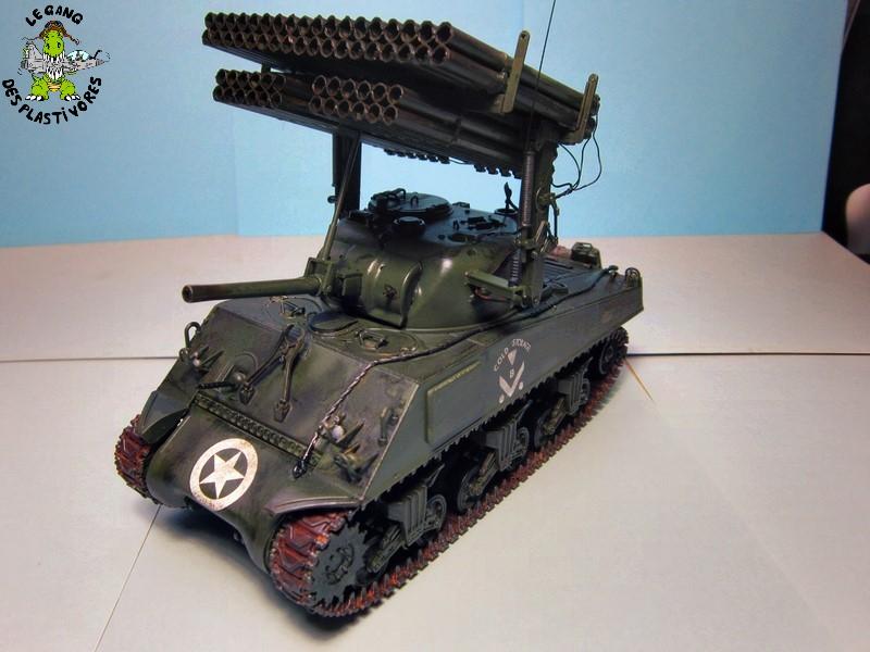 "M4A3 Sherman ""Calliope"" [1/35° de ITALERI] rajout de photos fini et dehors Img_5251"