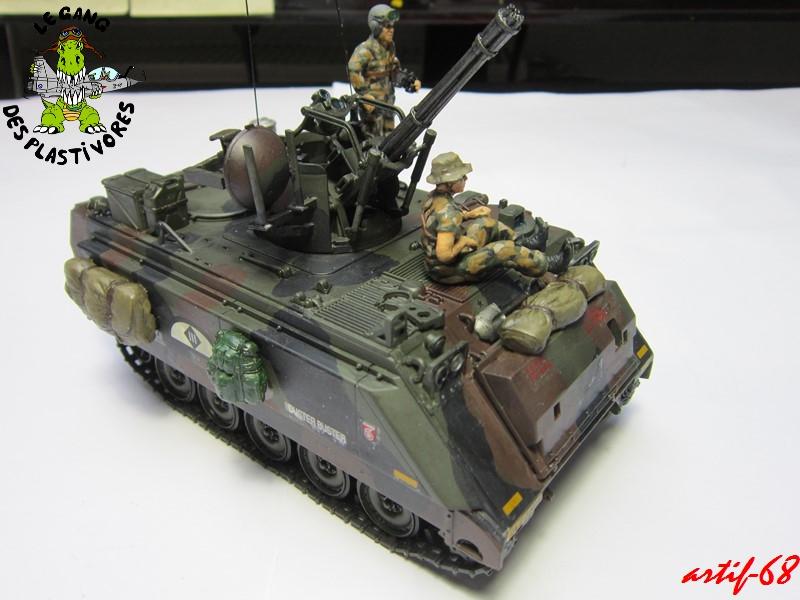 M163A1/2 Vulcan Spaag [ 1/35° de ACADEMY] Img_5333