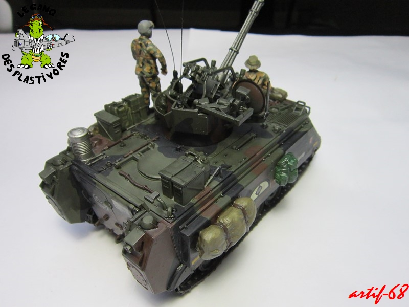 M163A1/2 Vulcan Spaag [ 1/35° de ACADEMY] Img_5334