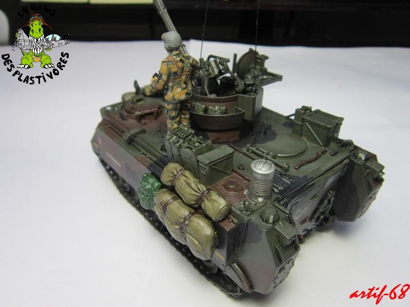 M163A1/2 Vulcan Spaag [ 1/35° de ACADEMY] Img_5336