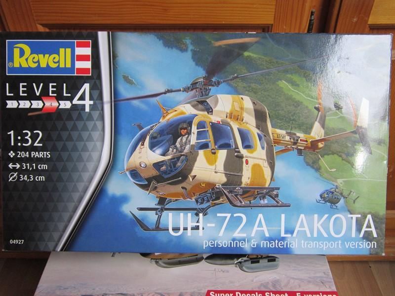 UH-72A LAKOTA [1/32° de REVELL]  Terminé Img_5422