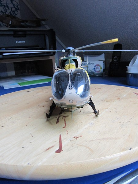 UH-72A LAKOTA [1/32° de REVELL]  Terminé - Page 2 Img_5473