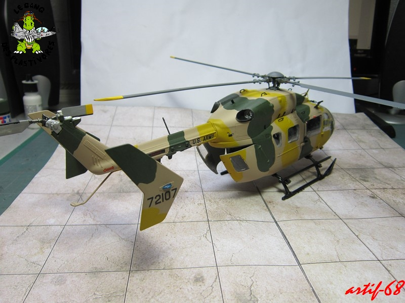 UH-72A LAKOTA [1/32° de REVELL]  Terminé - Page 2 Img_5489