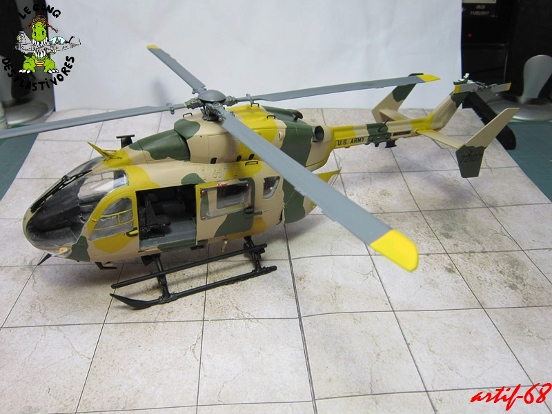 UH-72A LAKOTA [1/32° de REVELL]  Terminé - Page 2 Img_5496