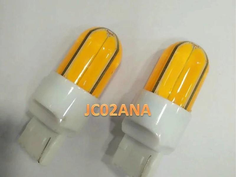 Changer l'ampoule d'origine pour une led orange - clignotants latéraux _57_110