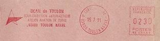 TOULON NAVAL 6610