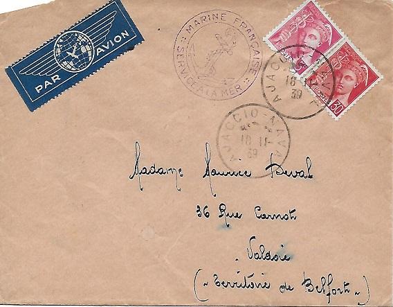 Bureau Naval N° 14 d'Ajaccio Ajacci10