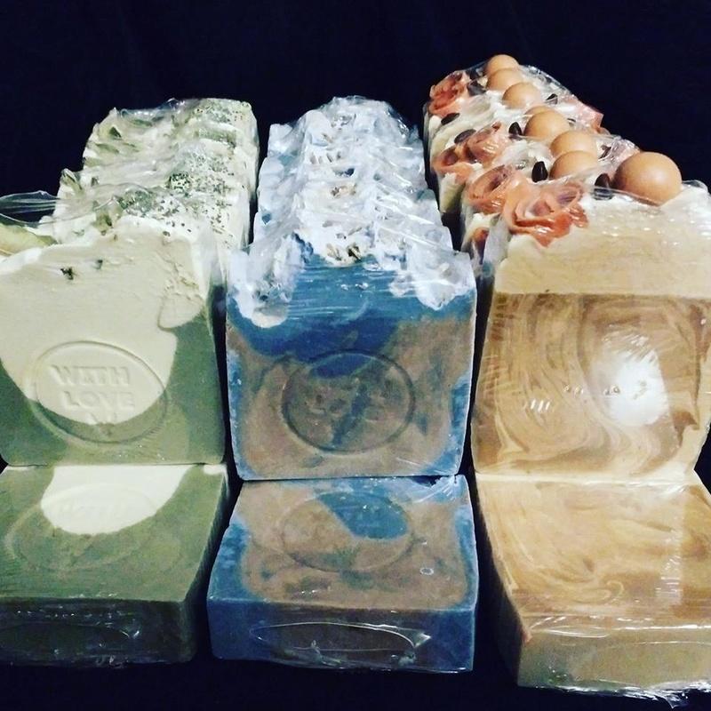 Test des savons saponifiés à froid de Kardamielle  16508010