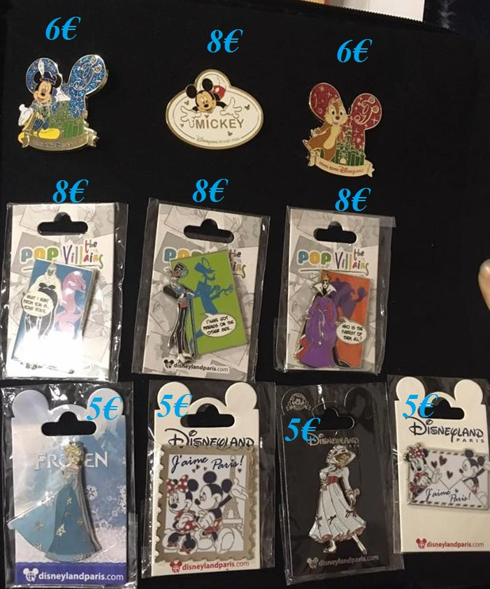 [Vente - Recherche] pin's disney / pin trading  (TOPIC UNIQUE) - Page 14 Ventes34