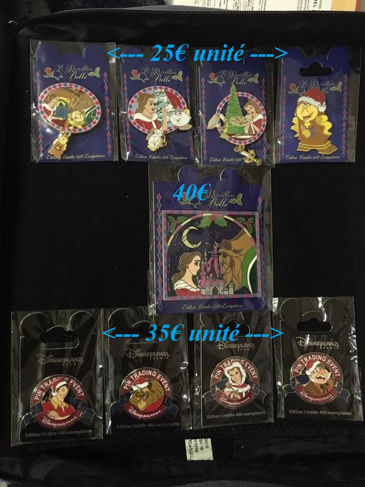 [Vente - Recherche] pin's disney / pin trading  (TOPIC UNIQUE) - Page 14 Ventes41
