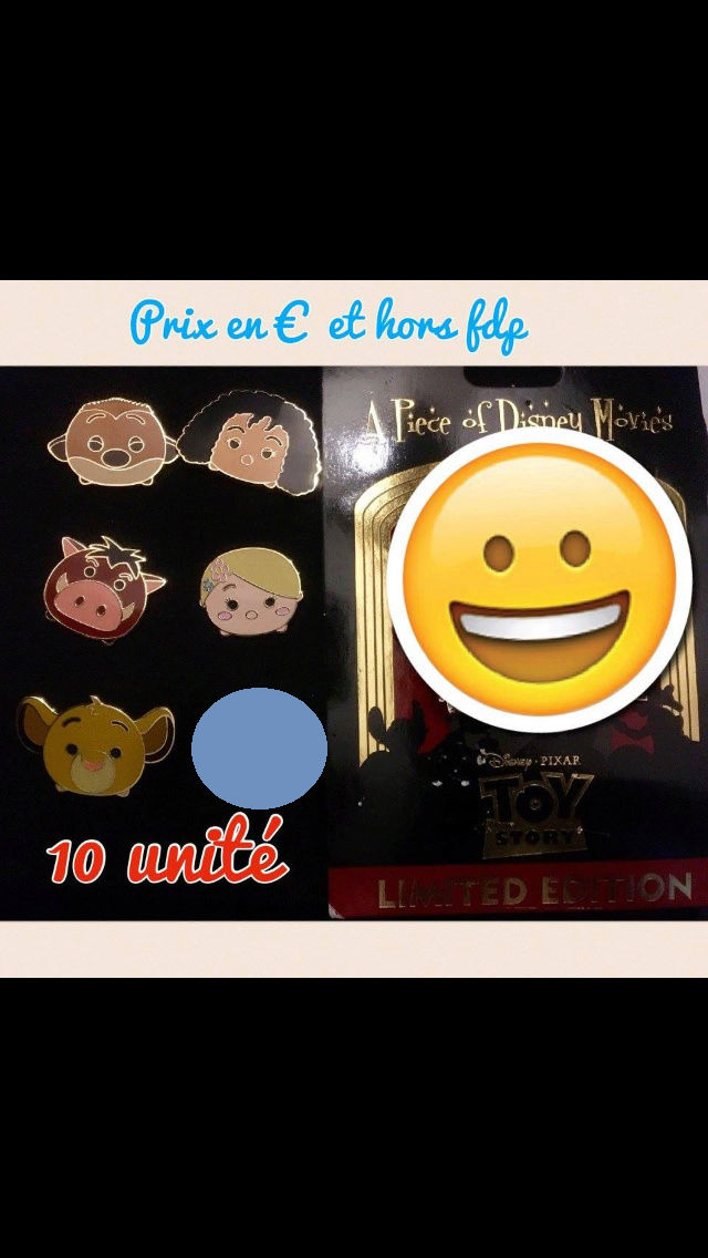 [Vente - Recherche] pin's disney / pin trading  (TOPIC UNIQUE) - Page 14 Ventes43