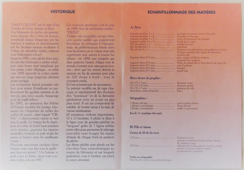 Thonier de Groix Saint-Gildas 1908 au 1/50 de G-Schmitt  - Page 2 Dscn5115