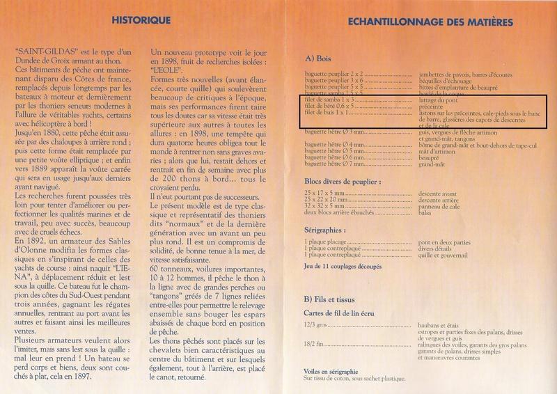 Thonier de Groix Saint-Gildas 1908 au 1/50 de G-Schmitt  - Page 2 Thonie10