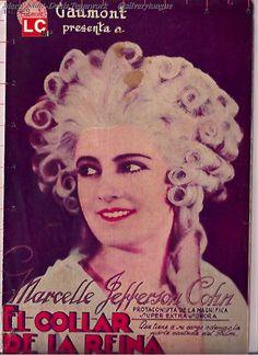 Le Collier de la Reine (Diane Karenne) de Tony Lekain et Gaston Ravel (1930) 3dd12110