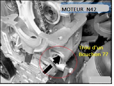 [ BMW E46 318 CI N42 an 2002 ] comment caler distribution moteur N42 11_bou10