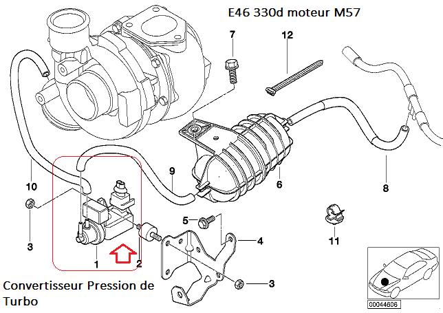 [ Bmw E46 330d M57 an 2000 ] problème accélération démarrage 11_e4610