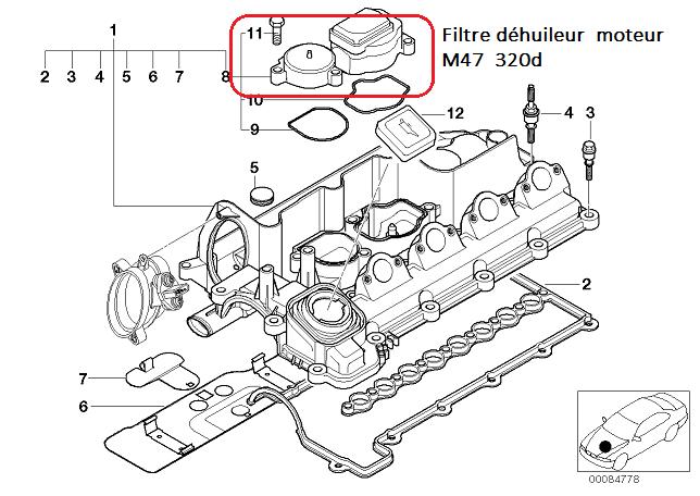 [ BMW E46 320d M47 an 1998 ] Ne monte pas en température (résolu) 11_m4712